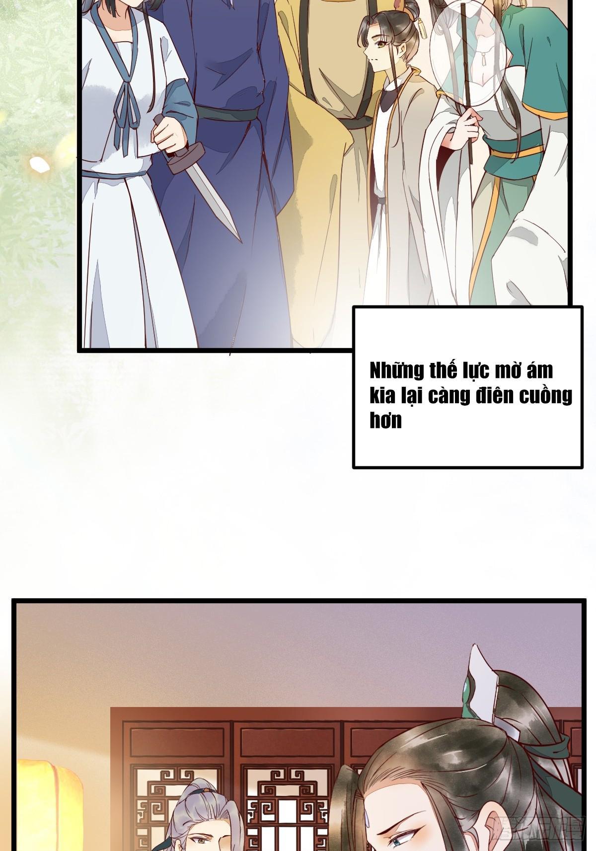 Sát Thủ Vương Phi Không Dễ Chọc: Chapter 33