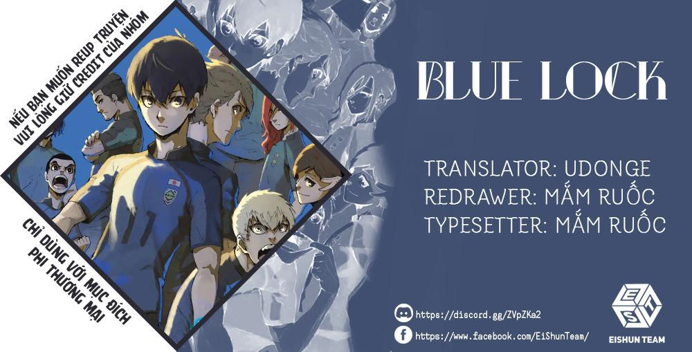 Blue Lock: Chapter 145