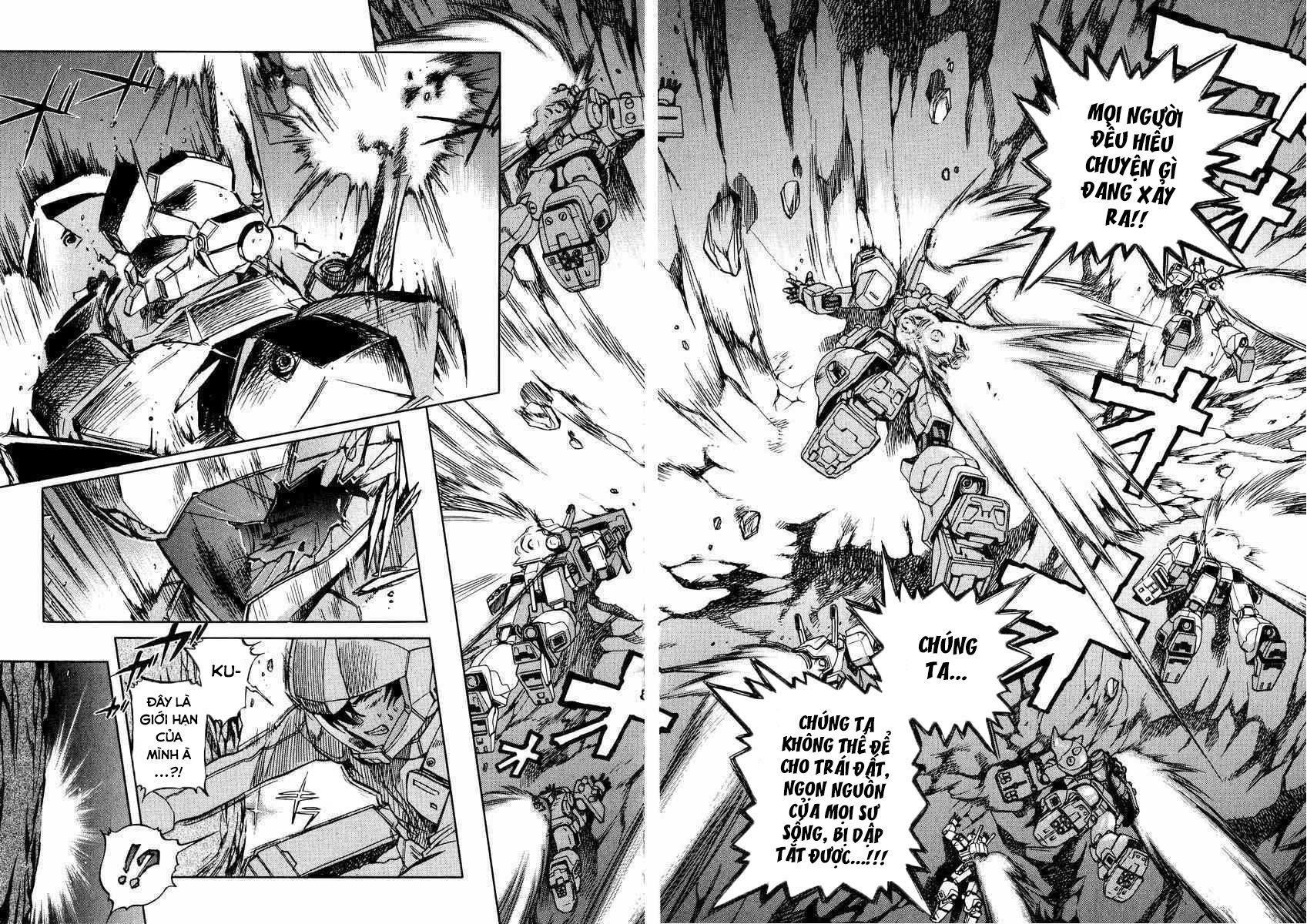 Gundam Legacy: Chapter 2
