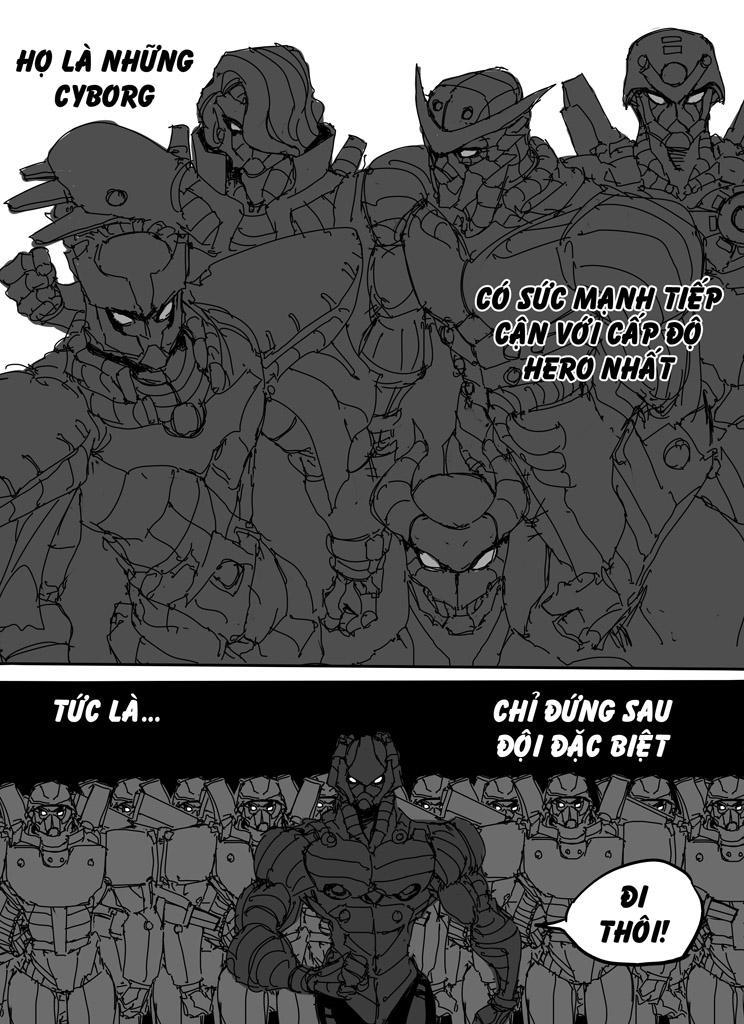Nhân gian tận chiến: Chapter 4.3: Va chạm