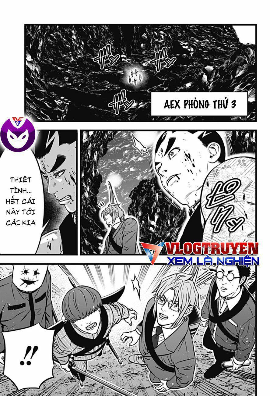 Slave Game: Chapter 96