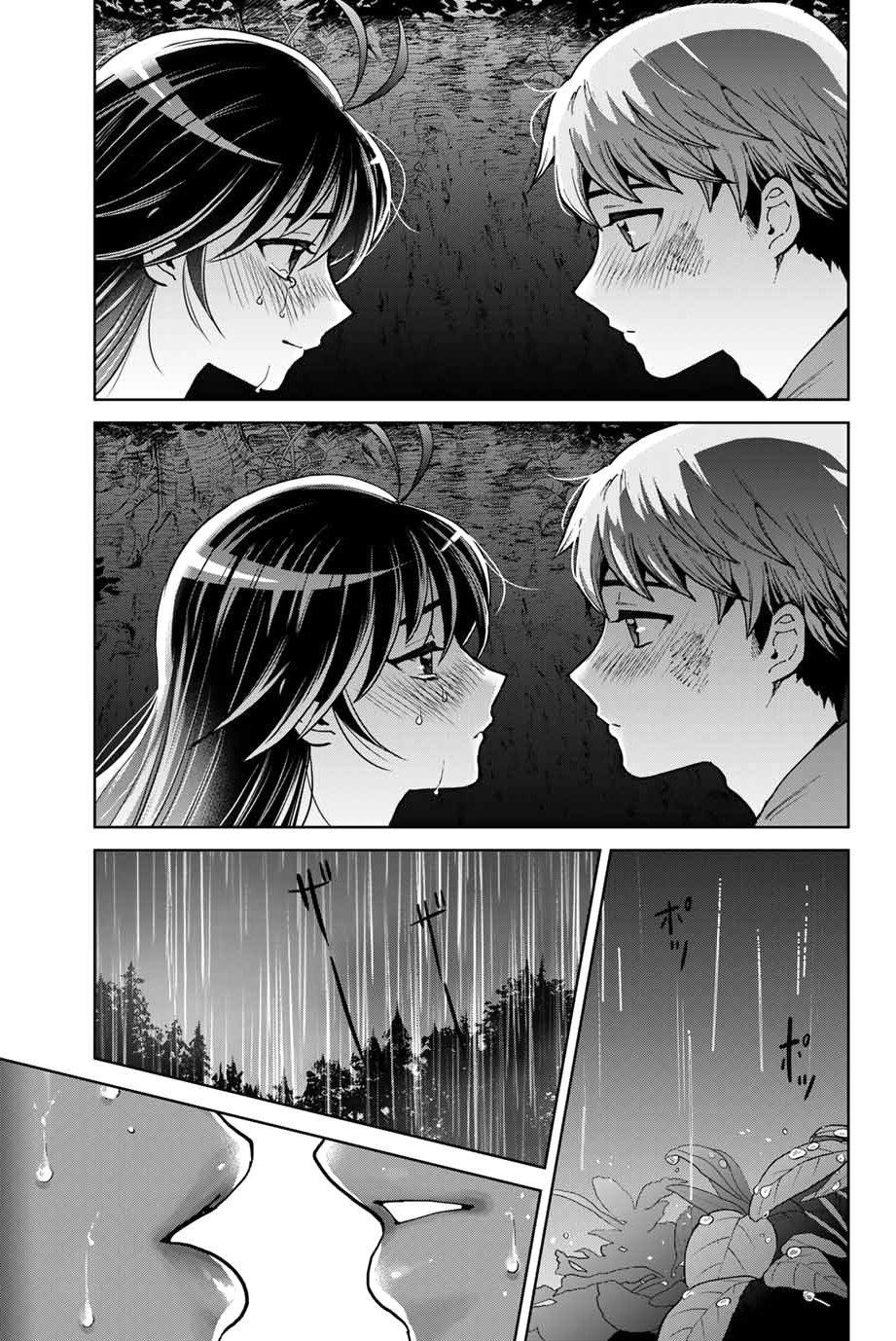 Bokutachi wa Hanshoku wo Yameta: Chapter 5