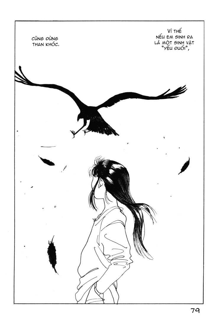 The crows, the girl and the Yakuza: The crows, the girl and the yakuza chap 4 end