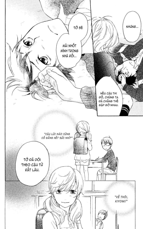 Ootagawa Junjou Lovers: Ootagawa junjou lovers chapter 4.5