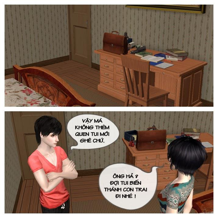 God must be crazy [Truyện Sims]: God must be crazy [truyện sims] one shot