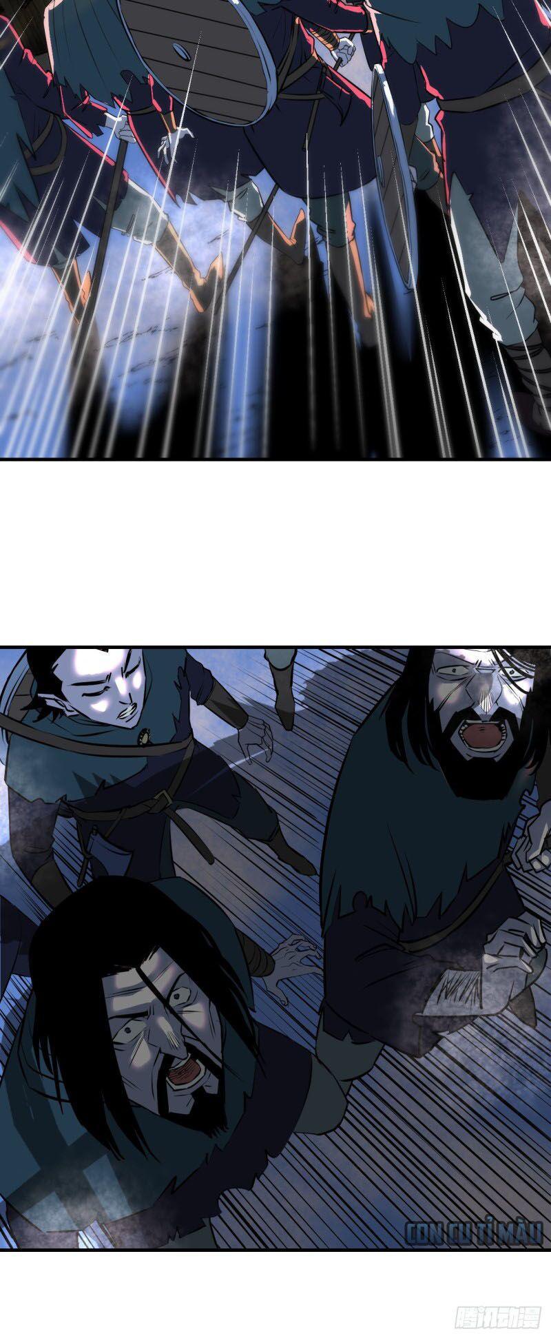 Đế Quốc Lê Man: Chapter 10