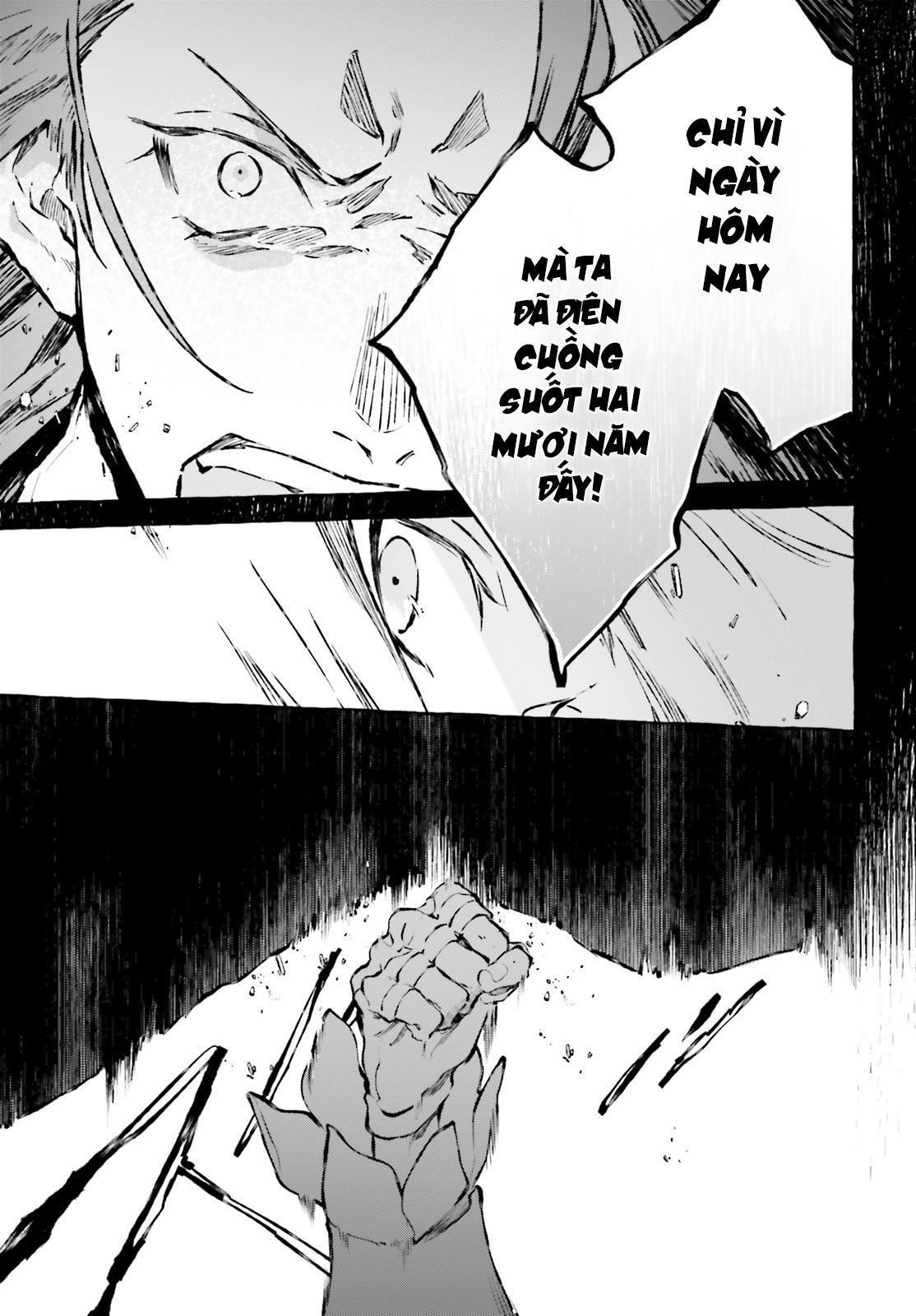 Re:Zero ngoại truyện: Khúc tình ca của Quỷ Kiếm: Chapter 16: Cuộc chiến ở Hoàng Cung (Hồi 1)