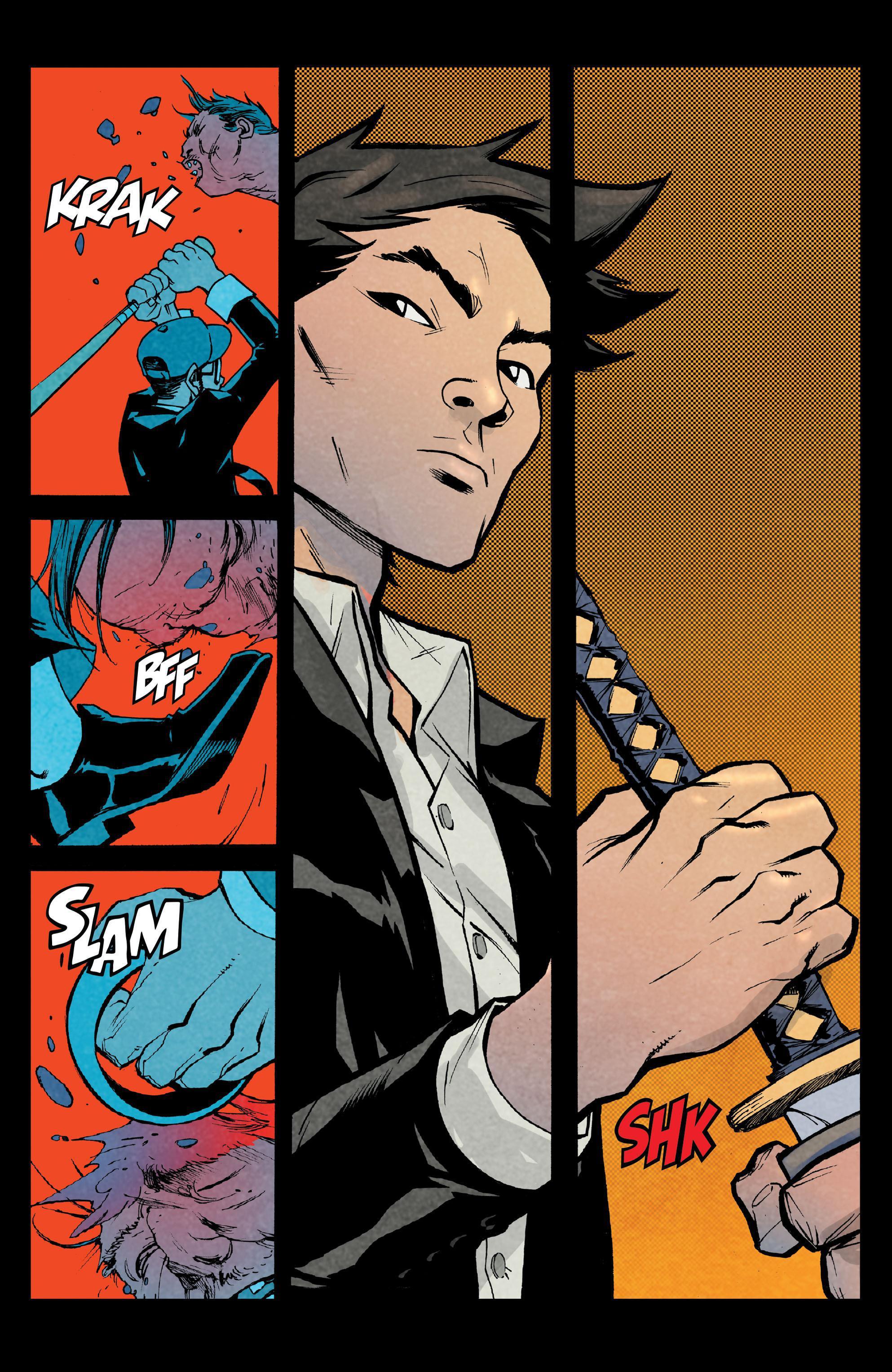 Get Jiro: Blood & Sushi - Sushi quyện máu: Chapter 2: - Rice