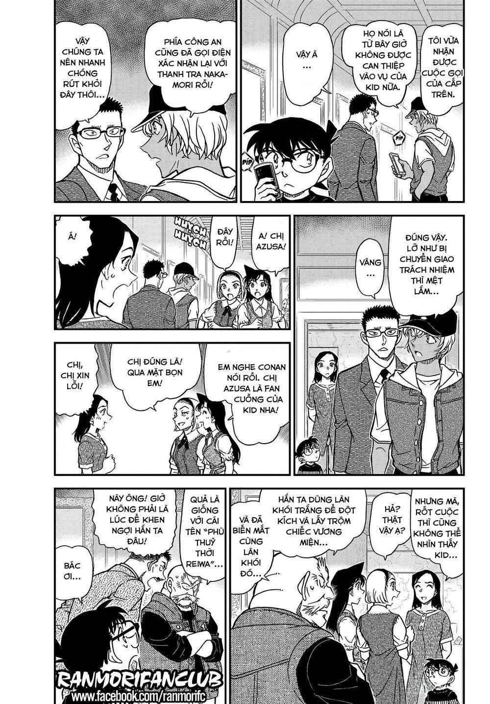 Thám Tử Lừng Danh Conan: Chapter 1078