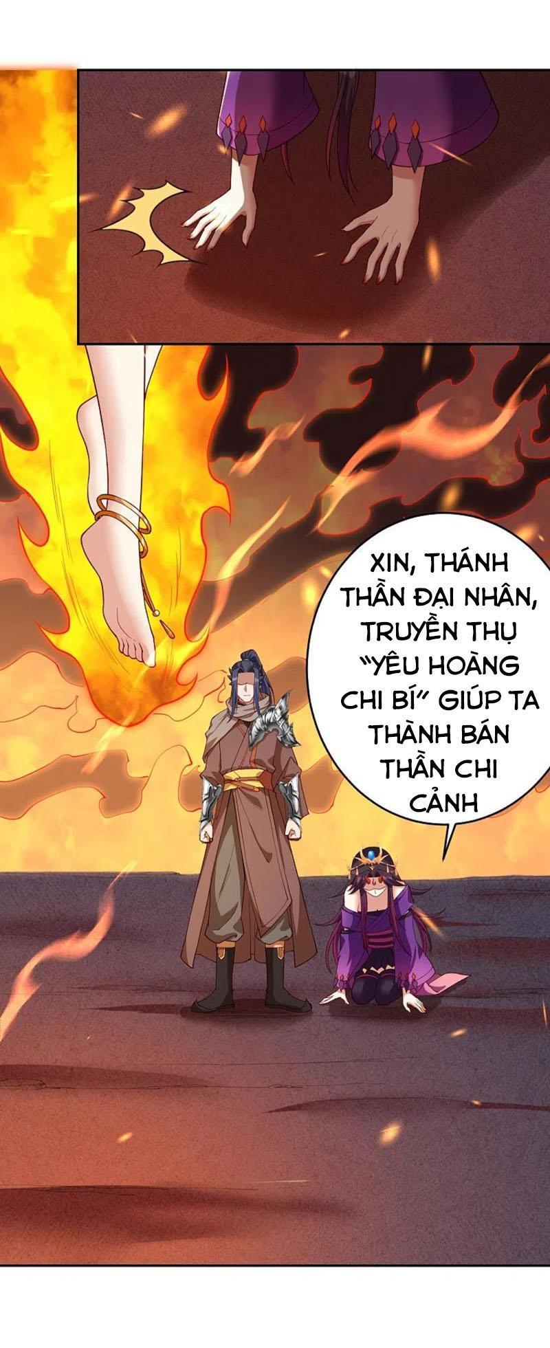 Nghịch Thiên Tà Thần: Chapter 376