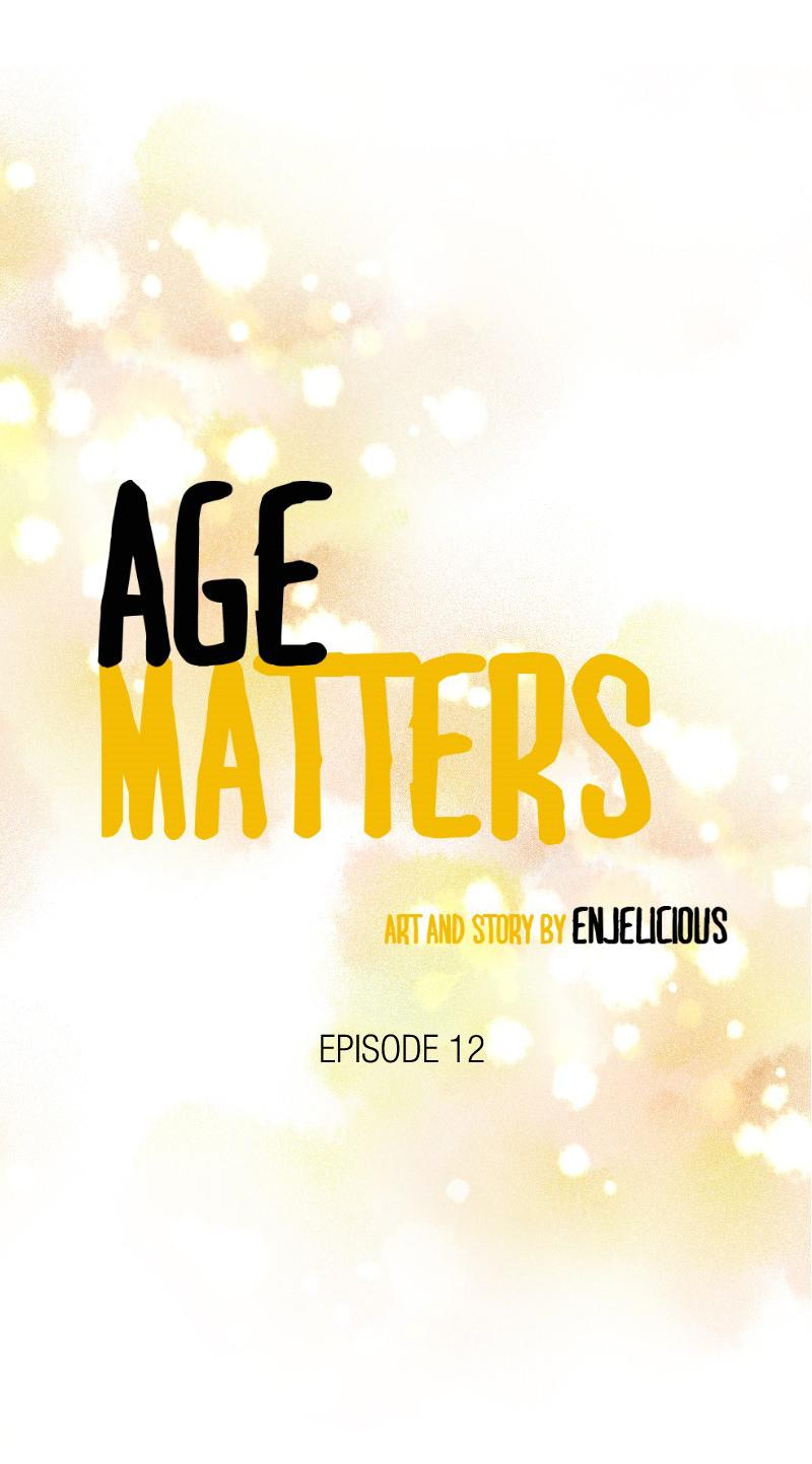 Age Matters: Ep 12