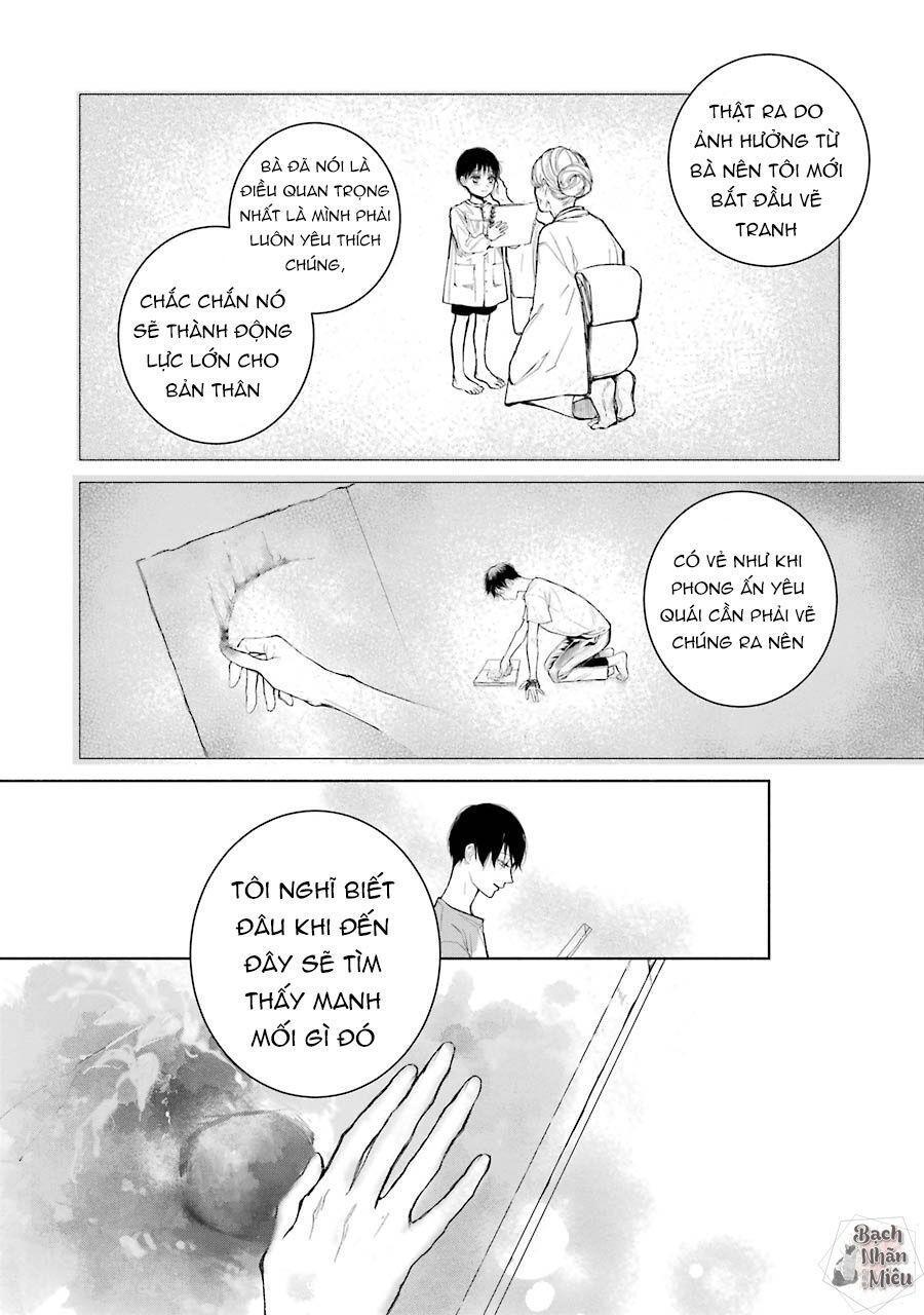Thiên Hồ Và Phong Ấn Thuật: Chapter 3