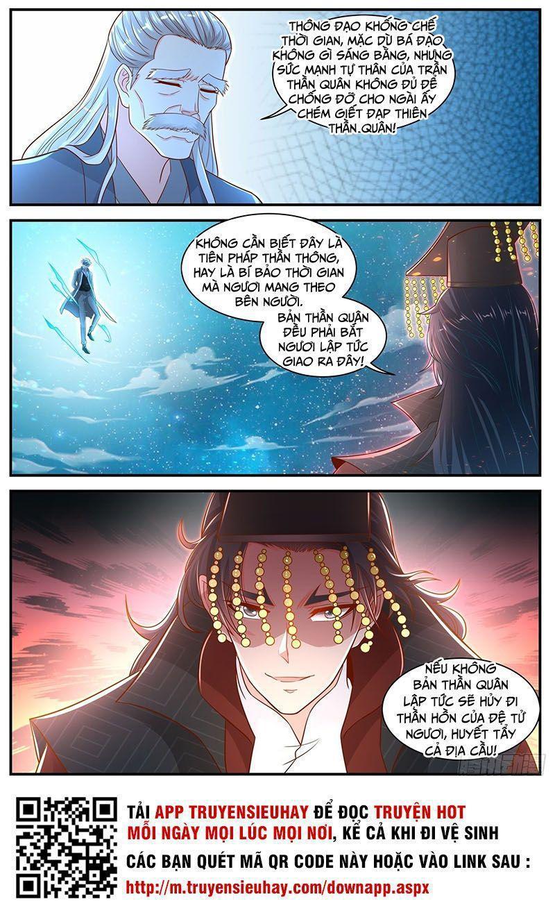 Trọng Sinh Đô Thị Tu Tiên: Chapter 621