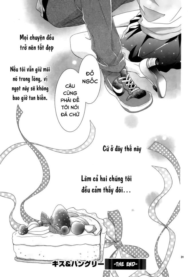 Kiss and Hang!!: Chapter 1: One shot