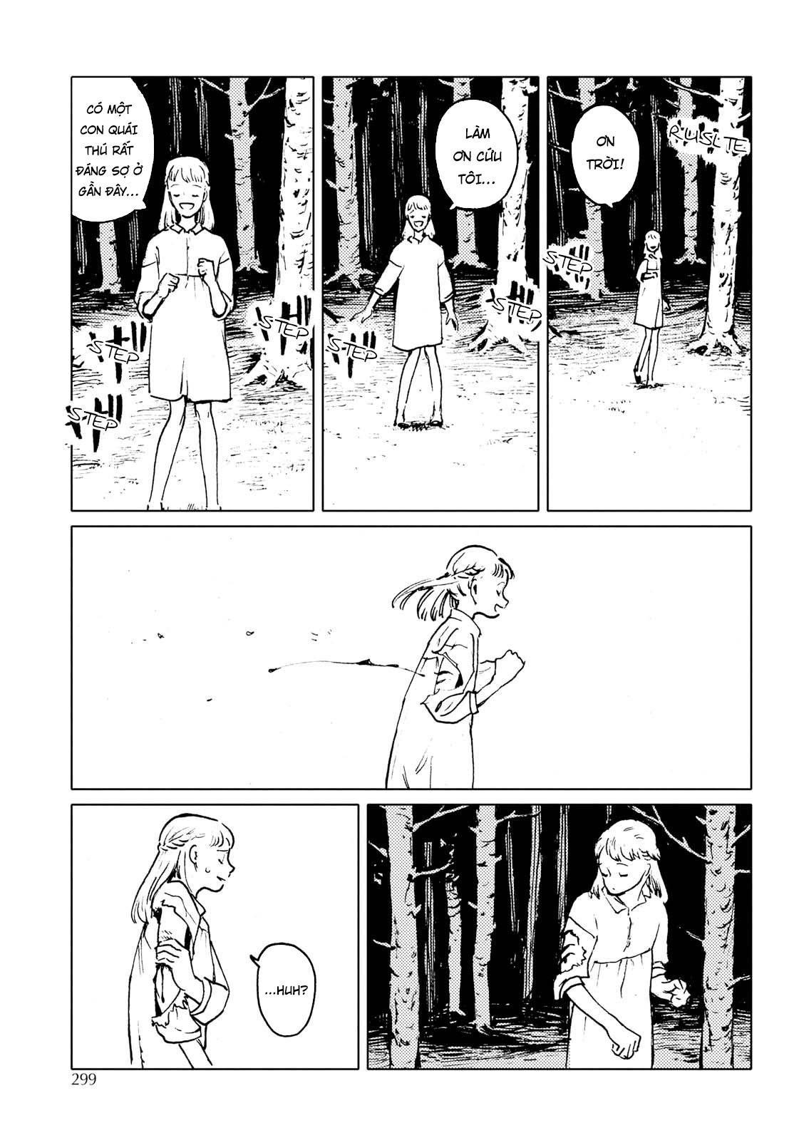 Quái Thú Và Cô Gái Mù: Chapter 2: (END)