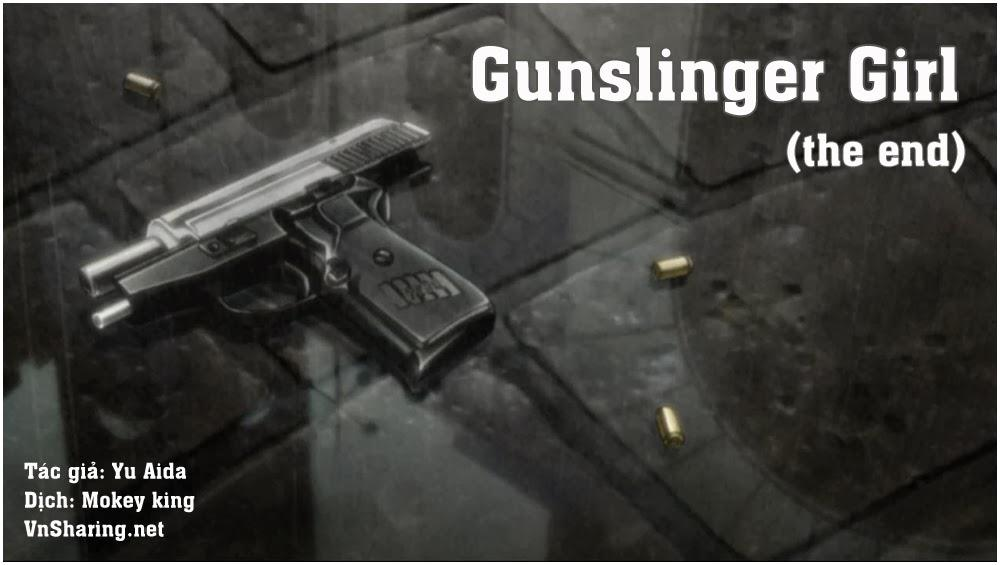 Gunslinger girl: Gunslinger girl capitolo 100