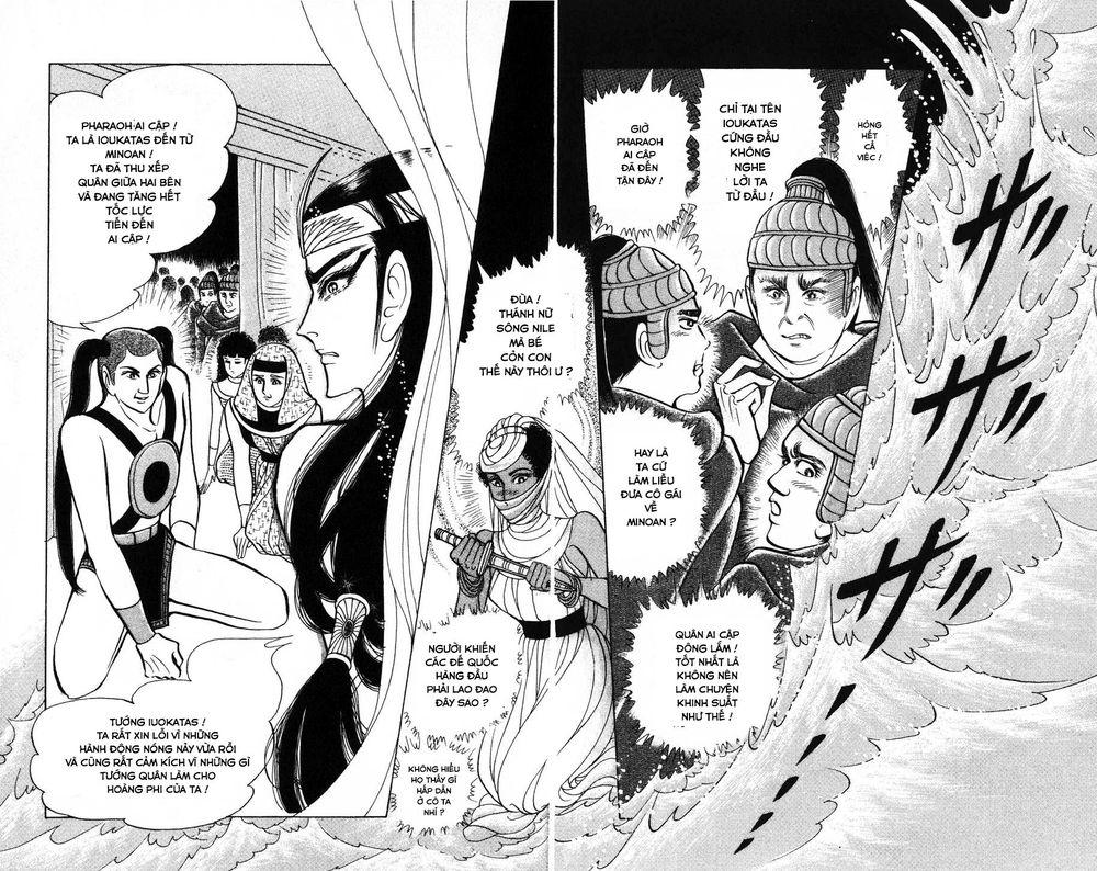 Nữ hoàng Ai Cập: Chapter 171