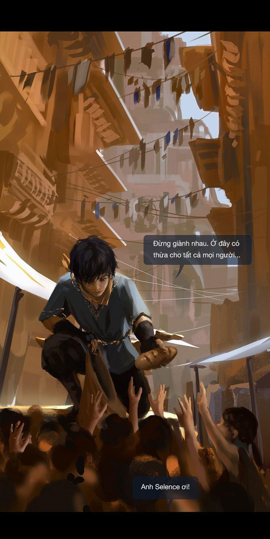 GhostBlade: Chapter 10.2: Lone Wolf - Độc Lang (Phần 2)