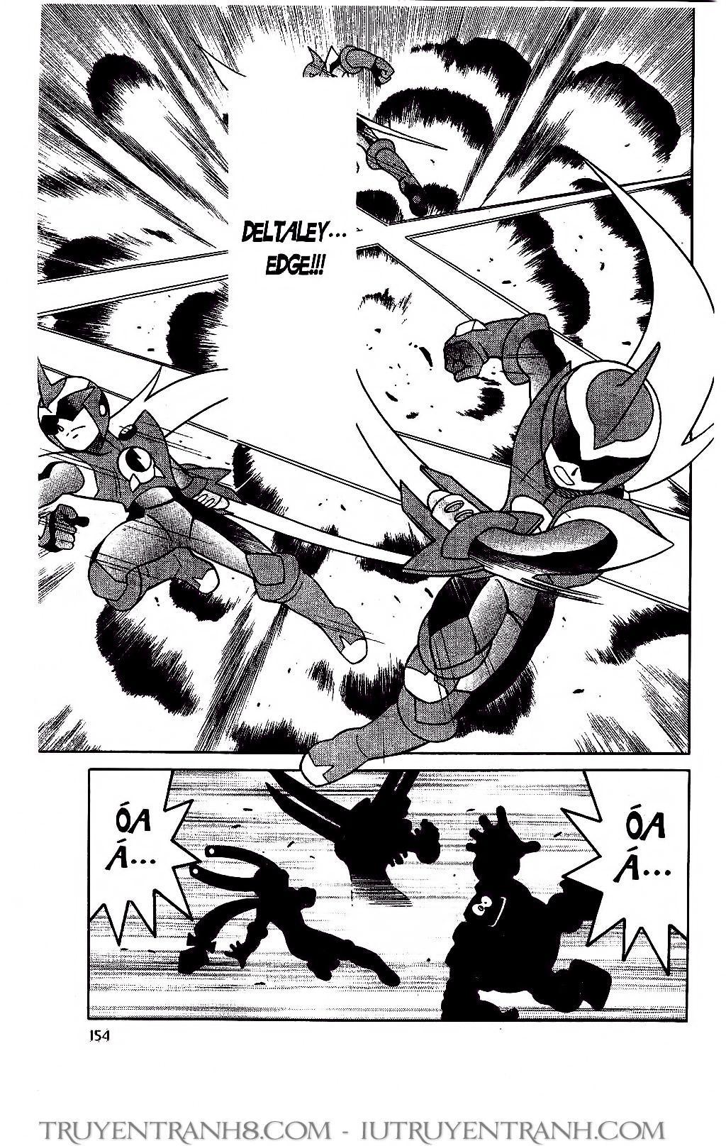 Megaman NT warrior: Megaman nt warrior (tt8) chap 75: