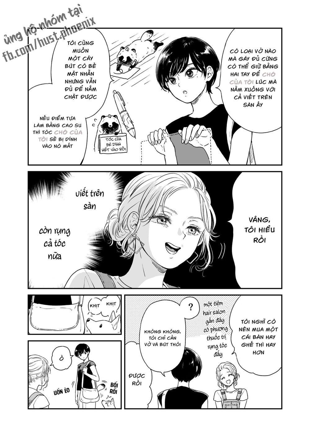 Ame to kimi to: Chapter 11