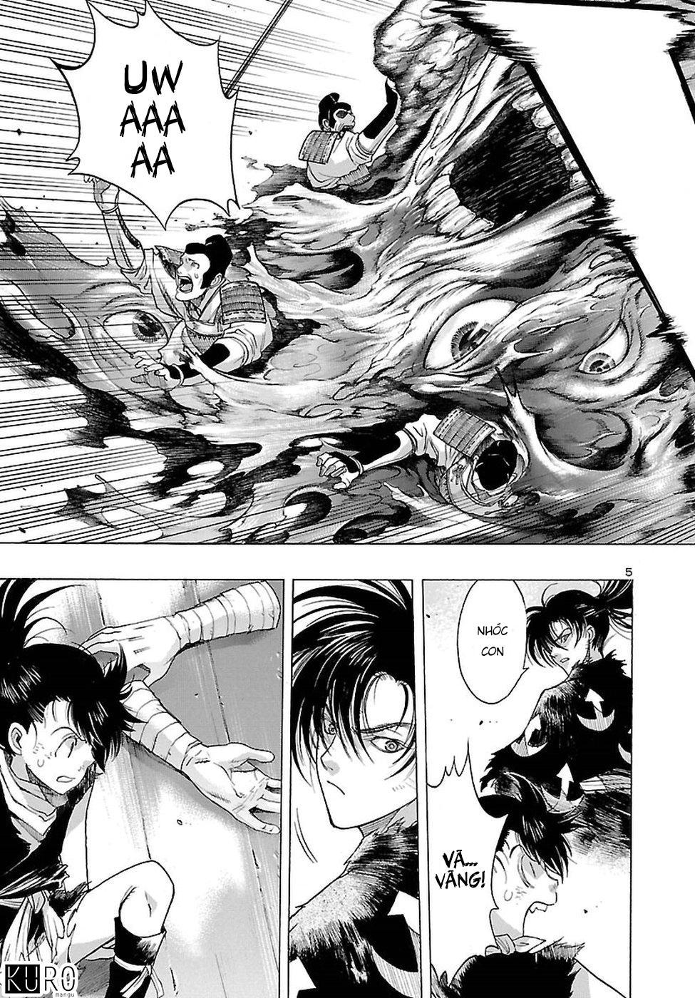 Dororo and Hyakkimaru (Version 2019): Chapter 2