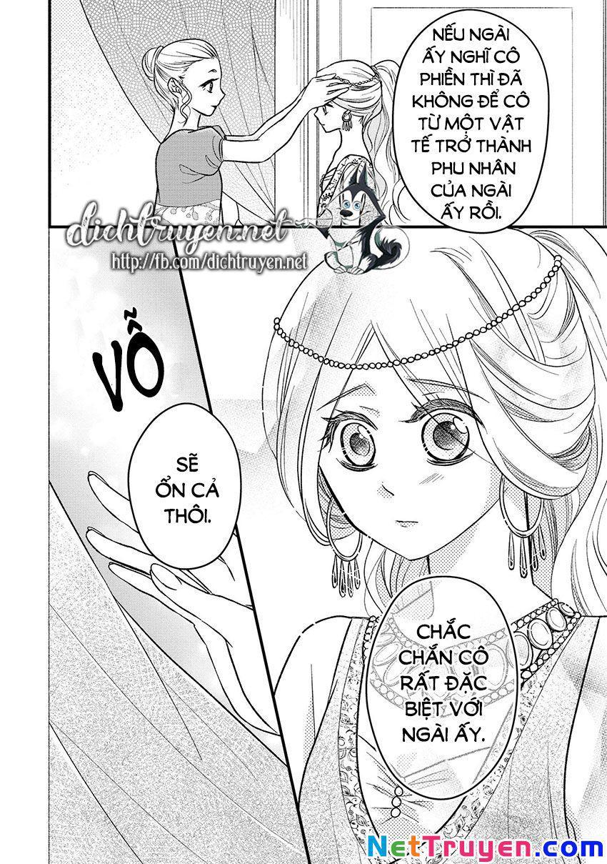 Hebigamisama to nie no hanahime: Chapter 3