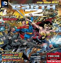 The New 52 - Earth 2