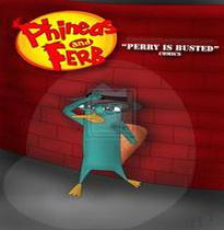 Phineas and Ferb : Perry Is Busted