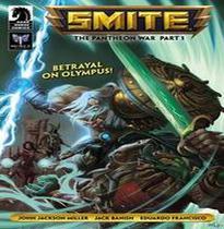 SMITE - The Pantheon War