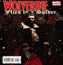 Wolverine: Files to a Spider