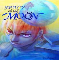 Spacy on the Moon